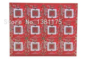 Livraison gratuite tour rapide faible coût FR4 PCB Prototype fabricant, PCB en aluminium, Flex Board, FPC, MCPCB, pochoir de pâte à souder, NO072