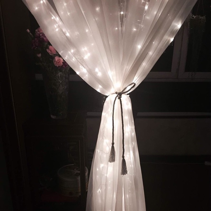 Fairy 3x3m 300 leds LED string light New Year Christmas Garland Curtain Lighting Wedding Party Garden luminaria chandelier decor 3x3m led curtain string light fairy new year christmas garland decoration led waterproof lamp wedding party indoor outdoor decor