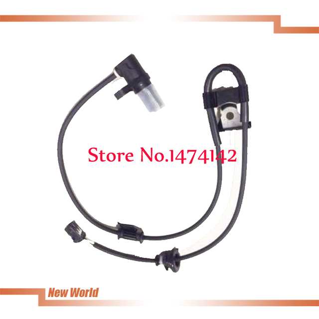 ABS Sensor/Wheel Speed Sensor OEM 89546-48030 FOR Rear Driver for RX330 RX350 ABS SENSOR TOYOTA 89546-48030 Speed Sensor