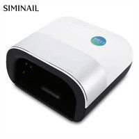 SIMINAIL 48w Sun Nail LED Lamp Nails Dryer LED Lamp for Curing All Types Nail UV Gel Polish Builder Drying 48 w 36pcs 365 405