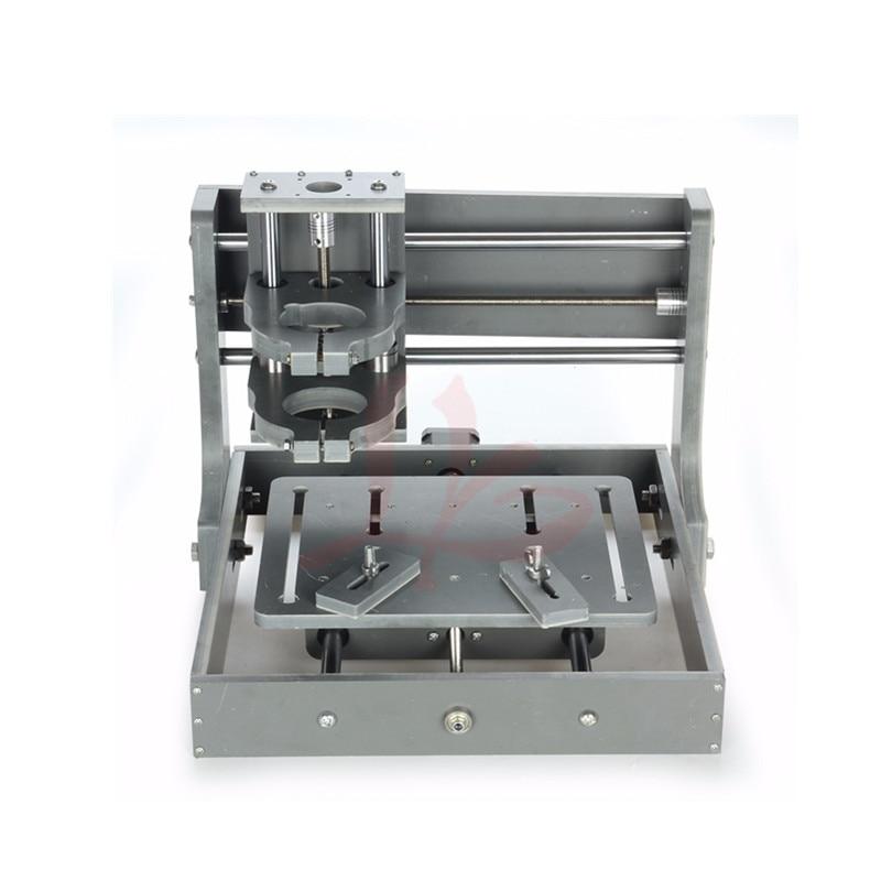 Free tax to RU, Russia mini CNC 2020 DIY Frame without motor CNC milling machine eur free tax cnc 6040z frame of engraving and milling machine for diy cnc router
