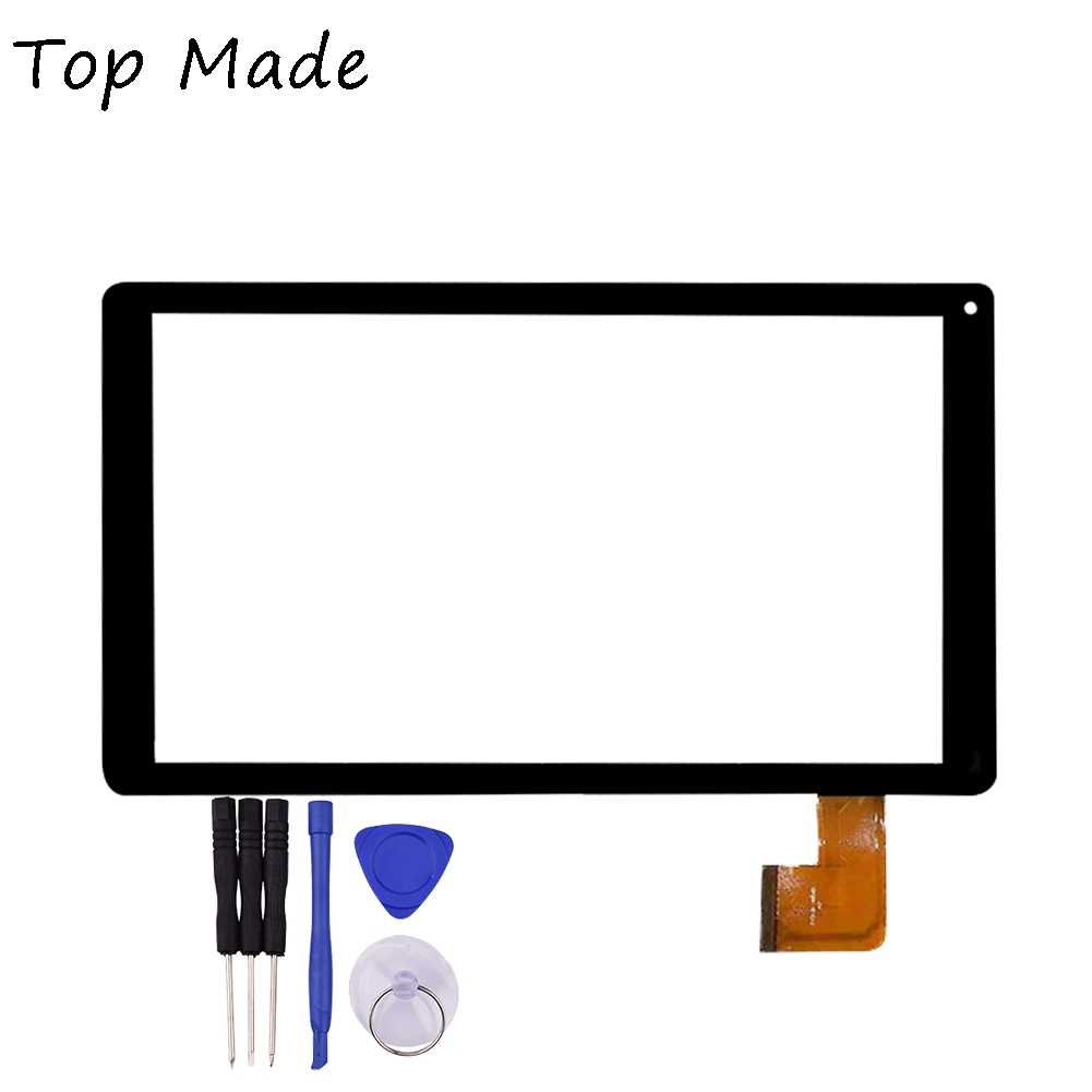 10.1 Inch for SPC GLEE 10.1 QUAD CORE Tablet Touch Screen Touch Panel Digitizer Glass Sensor Replacement Free Shipping new for 10 1 inch bq edison 1 2 3 quad core tablet touch screen digitizer touch panel glass sensor replacement free shipping