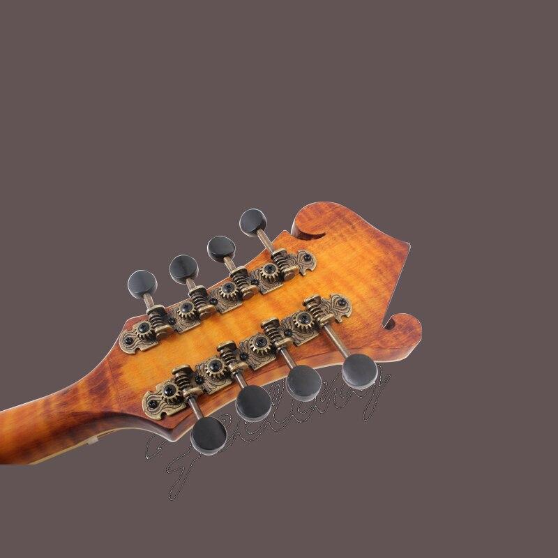 Mandoline à main FM-F9-A sentiment instrument de musique Solidespruce