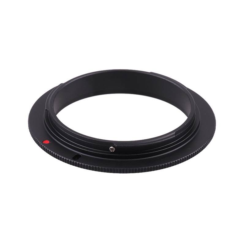 49 <font><b>52</b></font> 55 58 62 <font><b>67</b></font> 72 77mm Macro Reverse Lens Adapter Ring for Canon Camera For Canon EF Mount image