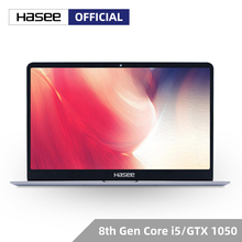 Ноутбук hasee KINGBOOK U65E(Intel I5-8265U+ GTX1050 MAX-Q 4G GDDR5/8G ram/256G SSD/15,6 ''IPS 45% NTSC