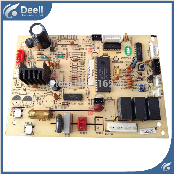 95% NEW for air conditioner computer board 50340 50368 50253 50304 50090 motherboard on sale 95