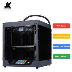 Flyingbear-fantasma 3d impresora de metal llena de 3d kit de impresora para la actividad