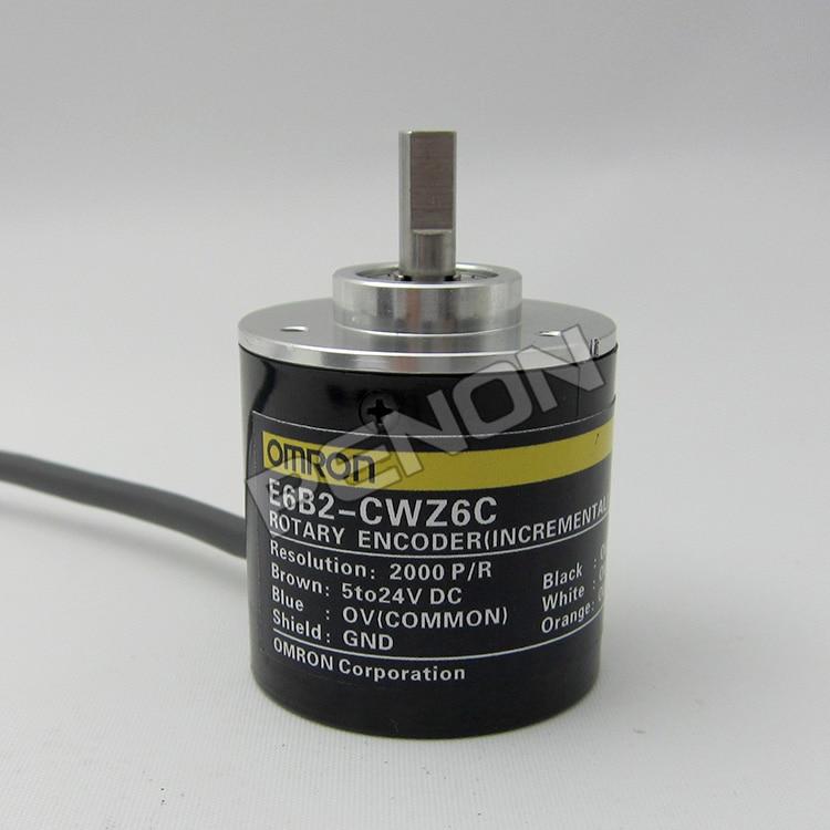 все цены на 2000P/R E6B2-CWZ6C OMRON OMRON rotary encoder, sensor онлайн