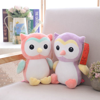 Plush Stuffed Rainbow Unicorn Toy