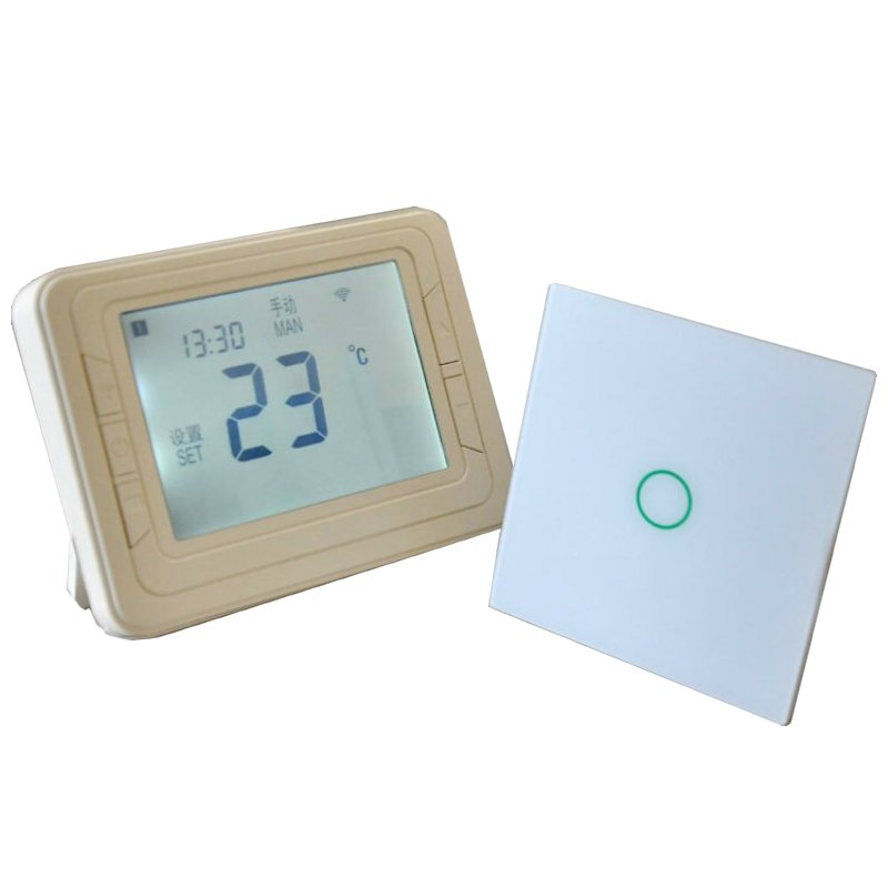 S618 wireless programmable thermostat boiler water temperature to warm the temperature controller switch купить шнур на электро шок type 618