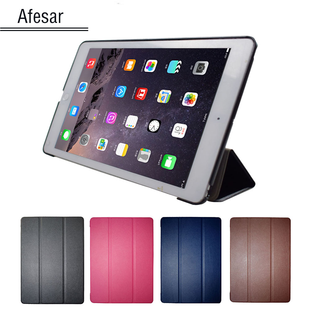 Afesar for 2017 New iPad 9.7Smart Case Cover - ultraSlim flip folio Case Cover pocket for A1822 Apple New iPad 9.7' 2017 model image