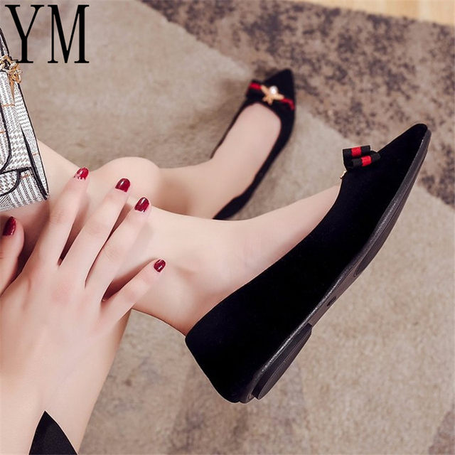 2018 Flock New High Heel Lady Casual black/Red Women Sneakers Leisure Platform Shoes Breathable Height Increasing Shoes 43
