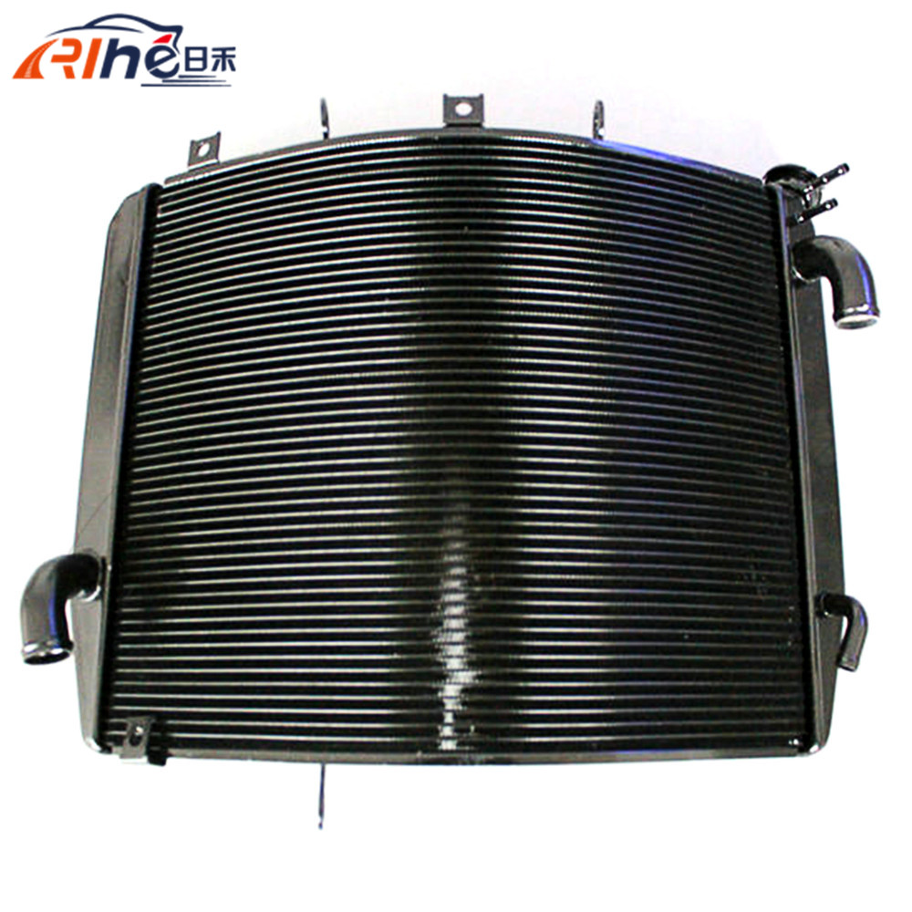 brand new motorcycle radiator cooler aluminum motorbike radiator black For Kawasaki ZX-14R ZZR1400 2006 2007 2008 2009 2010 2011 brand new motorcycle accessories radiator cooler aluminum motorbike radiator for honda crf450r 2005 2006 2007 2008