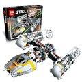 LEPIN 05040 1473 Unids Star Wars Rogue Uno Y de Ataque del ala Kits de Edificio Modelo Starfighter Mini Juguetes de los Ladrillos Bloques regalo 10134
