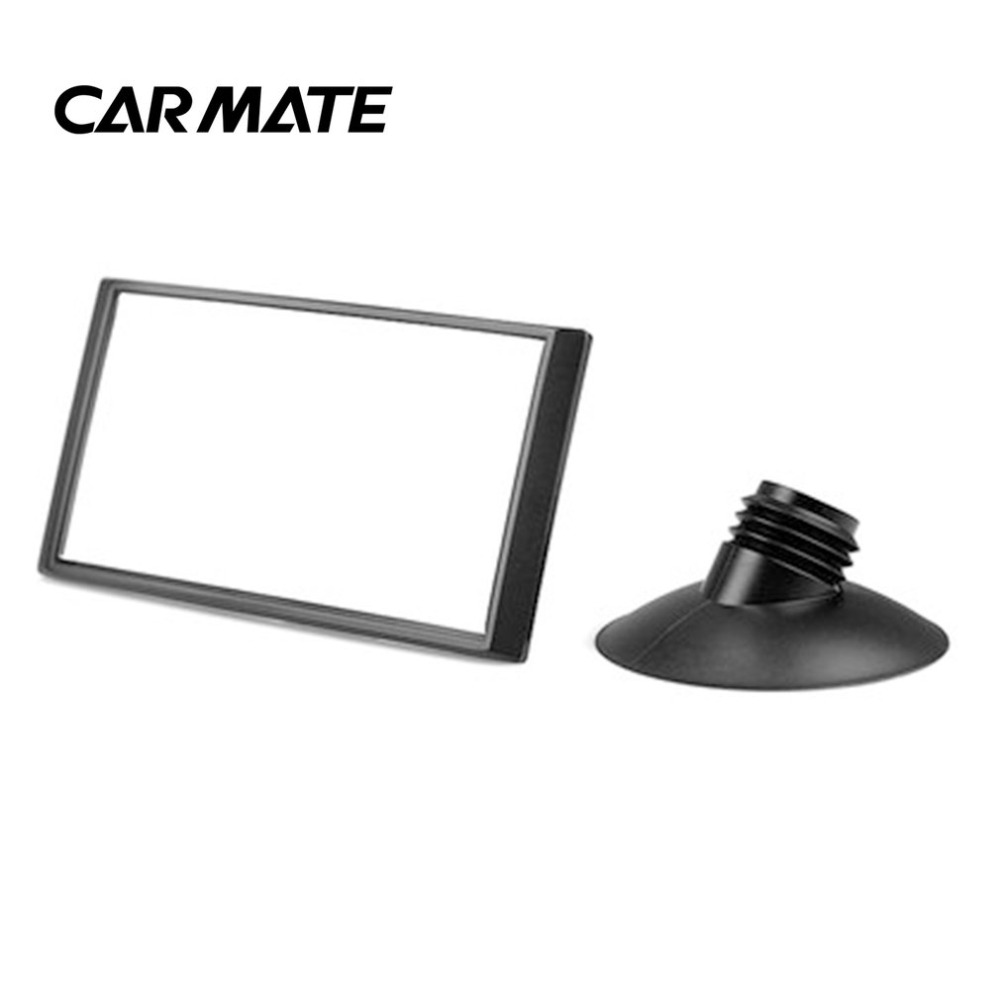 CARMATE CZ271/CZ272 Plane/Curved Mirror Car Rearview Mirror for Ensuring Babies on Safety Seat Observation Mirror