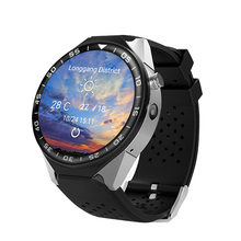 Купить с кэшбэком Ordro S99C Smart Watch Man smart wristband Android5.1 Support SIM card camera With Whatsapp Facebook Twitter 1.39inch
