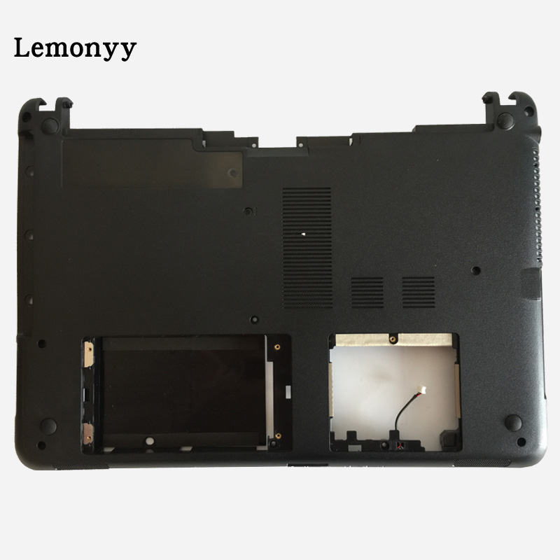 New laptop Bottom Base Cover for sony vaio SVF142C SVF142A29L SVF142A29W SVF142A29M Case Black new laptop bottom base cover for sony vaio svf14325plb svf143290x svf1432acxb svf14215cxw svf14217cxb svf14217cxp case black