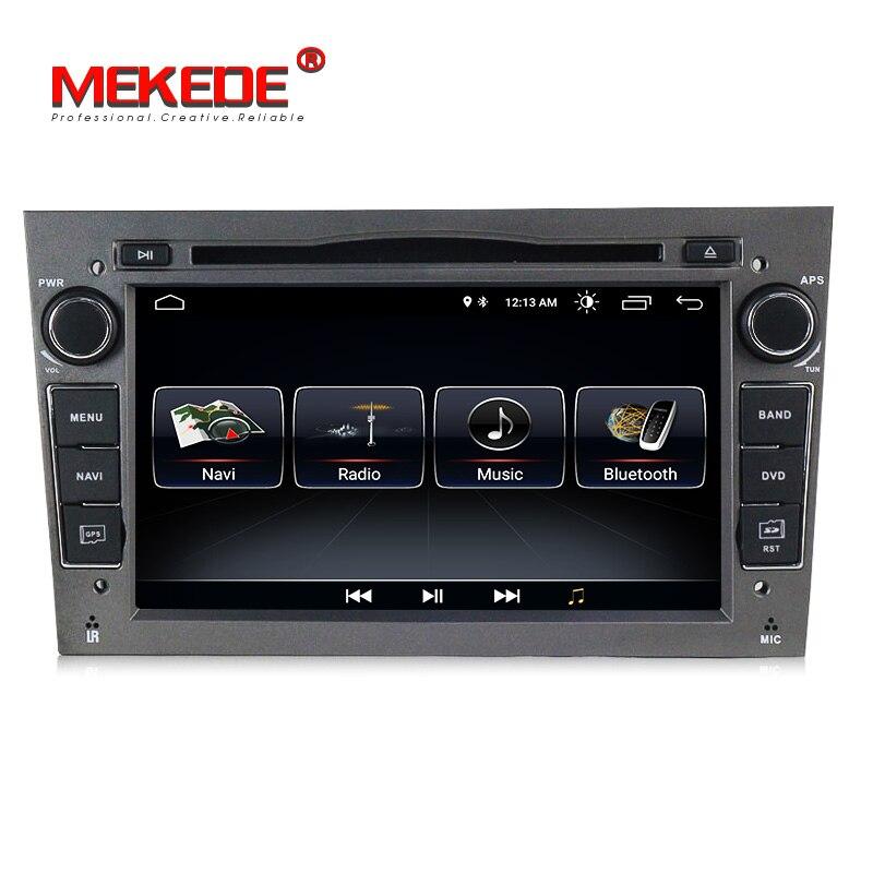 Trasporto libero Android 8.0 Auto Lettore DVD GPS Autoradio di Navigazione per Opel ZAFIRA Astra H G J Antara VECTRA con CAN-BUS WIFI