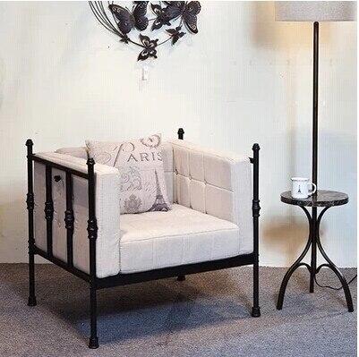 Smeedijzeren tafels en stoelen Fauteuils dubbele stoelen bankjes ...