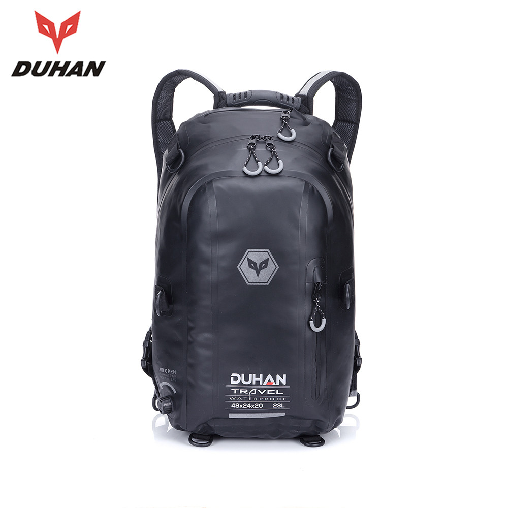 DUHAN DB05 Motorcycle Backpack Moto Lugguage Tank Bag Waterproof Backpack Moto Helmets Bag Motorcycle Racing shoulder