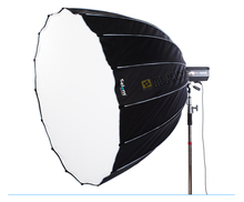 Selens 90เซนติเมตรHexadecagonร่มแสงปรับปรุงมืออาชีพSoftboxสำหรับBowens B Alcar E Linchrom Hensel Profoto Monolight