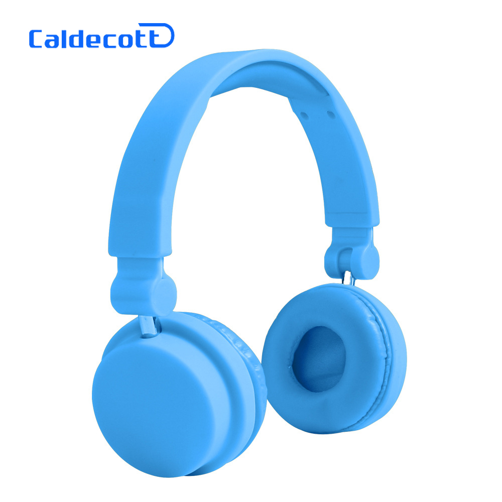 Caldecott Wired Headset fone de ouvido auriculares Dual Stereo Headphones Foldable Earphone audifonos With Mic for PC iphone 2016 new arrive auriculares stn 13 stereo bluetooth headphones foldable wireless headset with mic support tf fm fone de ouvido