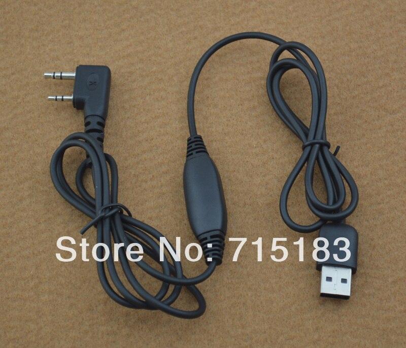 Original Kirisun KSPL-U02 USB Programming Cable For Kirisun PT5200 PT4200 PT260 PT3600 PT558 PT558S