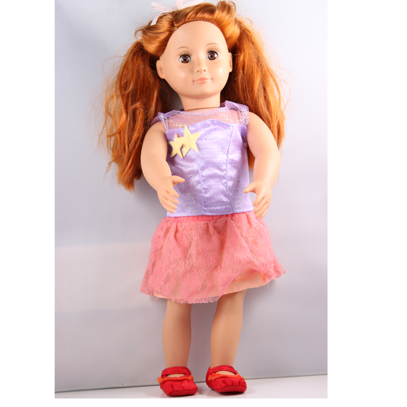 Our Generation Doll 18 inch American Girl Doll With Clothes And Shoes DHL UPS FEDEX EMS Express Free Shpping