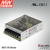 Original Mean Well NET 50D 51W Triple Output 5V 24V 12V Meanwell Power Supply
