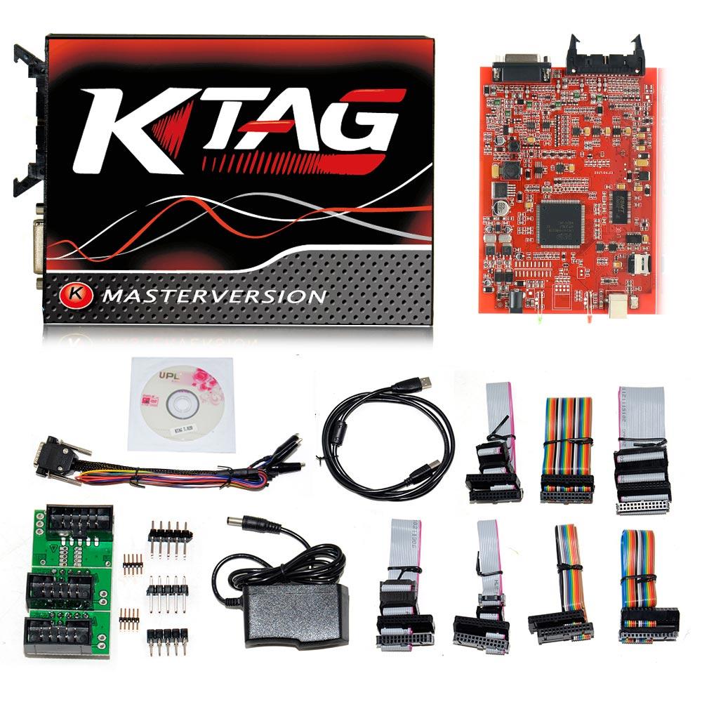 US $43 0 |Diagnostic mileage KM tool 100% Kess V5 017 Online Version KESS  5 017 No Token Limit V2 23 OBD2 Manager Tuning Kit Car Truck ECU on