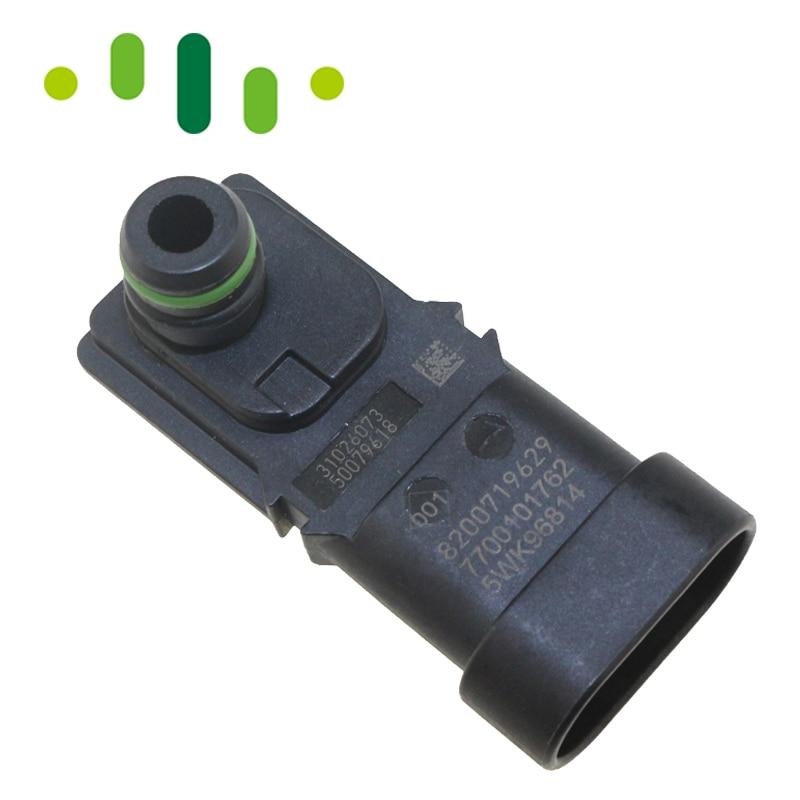 Image 2 - MAP BOOST PRESSURE SENSOR For RENAULT KANGOO CLIO ESPACE LAGUNA MASTER SCENIC TWINGO TRAFIC 8200719629 5WK96814 7700101762-in Pressure Sensor from Automobiles & Motorcycles