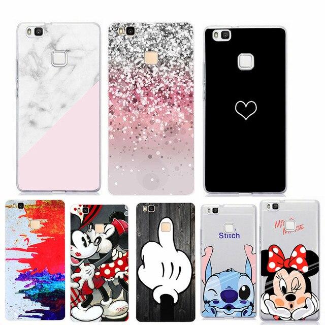 hot sale online c2d53 7627f US $0.66 40% OFF|Aliexpress.com : Buy For funda Huawei P10 lite case Pink  cover Huawei mate 10 lite case fashion for P10 Lite P9 Lite mini soft tpu  ...