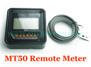 Image 3 - Tracer 4210AN 40A MPPT Solar Charge Controller 12V 24V LCD EPEVER Regulator MT50 WIFI Bluetooth PC Communication Mobile APP WY