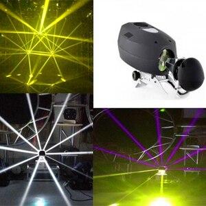 Высокое качество 5r светильник светодиодный сканерный светильник 200 Вт цветной MSD Платиновый 5R Шарпи луч Сканер DJ светильник 110В-240В