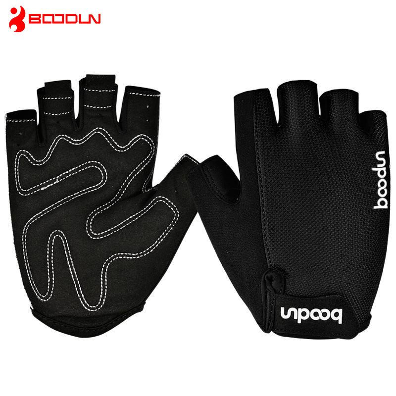 Brand Men and Women Gym Gloves Microfibes