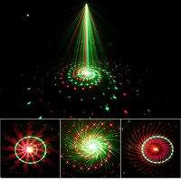 Moving Laser Starry Sky Light Showers Effect Dynamic Lighting Projector Light Waterproof Indoor Outdoor Garden Dec