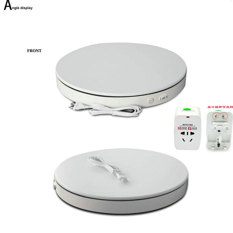 HQ SS5 500X60MM 3D Human Body Scanner Technology Rotating Base Stand Electric Turntable Swivel Plate For Model Show