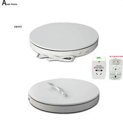 HQ SS5 500X60MM 3D escáner de cuerpo humano tecnología Base giratoria soporte disco giratorio eléctrico placa para modelo Show