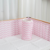 Baby Bumper For Newborns Baby Bed Bumper Summer Infant Safe Protection Breathable Mesh High Quality Baby Sleeping Bedding Set