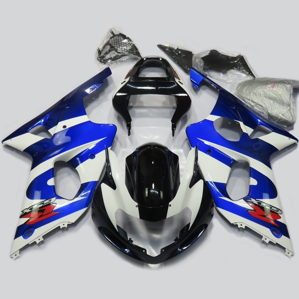 Full Fairing Set For Suzuki GSXR 600 750 GSXR600 GSXR750 K1 2001 2002 2003 Injection Mold Fairings GSX-R600 750 01-03 02 Motor