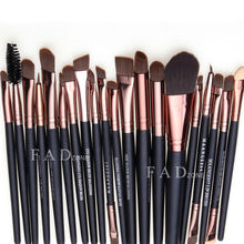 15 20 Pcs Makeup Brushes Brand High Quality Cosmetic Brush Professional Beauty Make up brushes Set MakeUp Tool Kit Make Up Brush