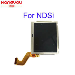 98fb9e9d0c8 5 Pcs For NDSI LCD screen Upper Top LCD Display Screen Replacement Repair  Parts For