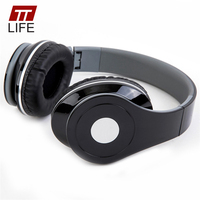 2016 Hot TTLIFE Brand 3 5mm Wired Headphones For Game Player Professional Gaming Headband Headset With