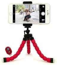 Vermelho Tripé Stand Titular/Monte w/Adaptador Para Smartphone/Câmera Digital/Câmera Gopro