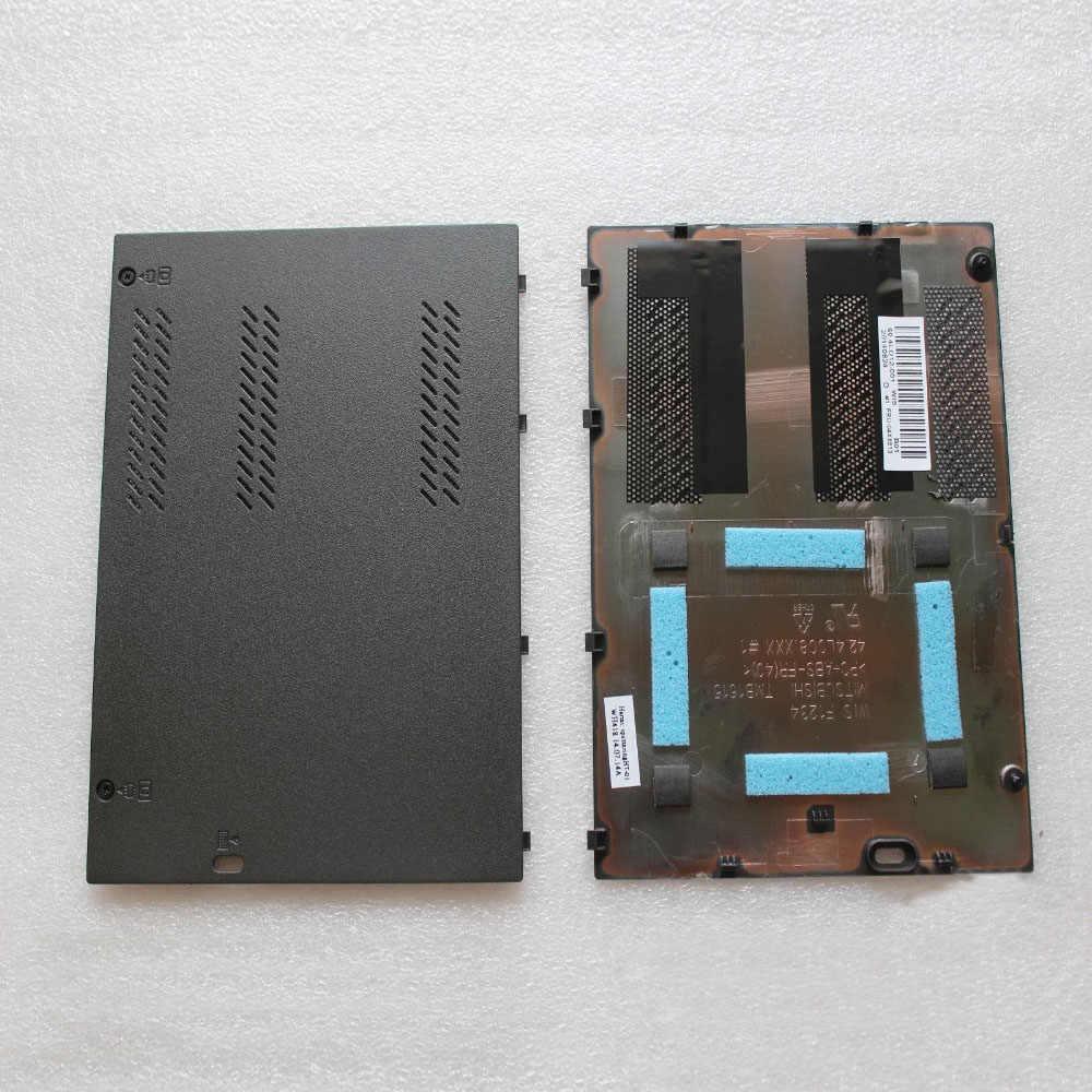 Новый/оригинальная HDD крышки двери ж/винт для lenovo Thinkpad T540P W540 W541 серии, FRU 04X5513 60.4LO12.001