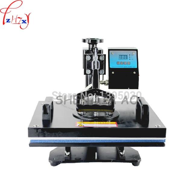1PC 110/220V  30*38cm T-shirt Swing Away Heat Press Machine/Shaking Head Heat Transfer Sublimation Machine