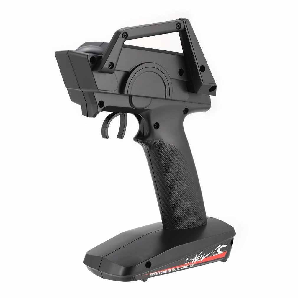 2,4G 2CH передатчик пульт дистанционного управления Радио Запасные части для RC автомобиля 1/12 Wltoys 12428/12423 4WD гусеничный правый режим