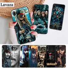 цена Lavaza Pirates of the Caribbean Silicone Case for Huawei P8 Lite 2015 2017 P9 2016 Mimi P10 P20 Pro P Smart Z 2019 P30