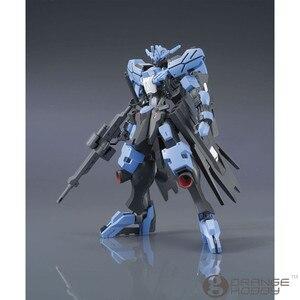 Image 2 - OHS Bandai HG Ferro a Sangue Orfani 027 1/144 Gundam Vidar Mobile Suit di Modello di Montaggio Kit di oh