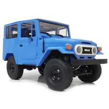 New Premium 1:16 WPL RC Cars C34 2.4G Remote Control RTR Toys Buggy Trucks Off-Road Trucks Toy for Children 2018 new arrival 1 16 wpl c14 scale 2 4g 4ch mini off road rc semi truck rtr kids climb truck toy for children